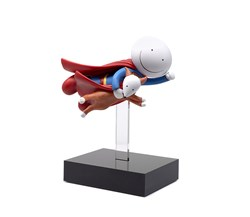 Is it a Bird? Is it a Plane? by Doug Hyde - Cold Cast Porcelain sized 8x10 inches. Available from Whitewall Galleries